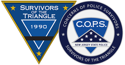 NJSP Survivors of the Triangle.