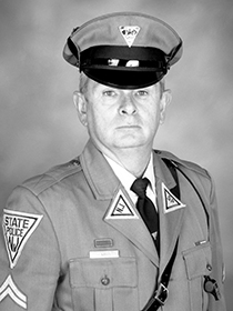 Trooper I Robert E. Nagle.